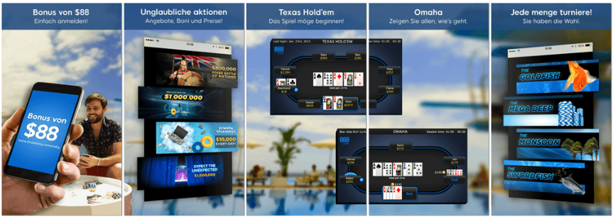 Poker App Mit Echtgeld