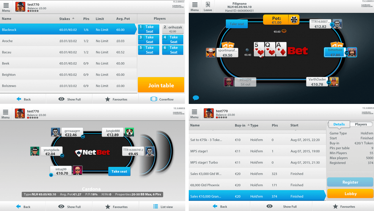 Netbet poker app poker sit and go strategy become a profitable player overnight