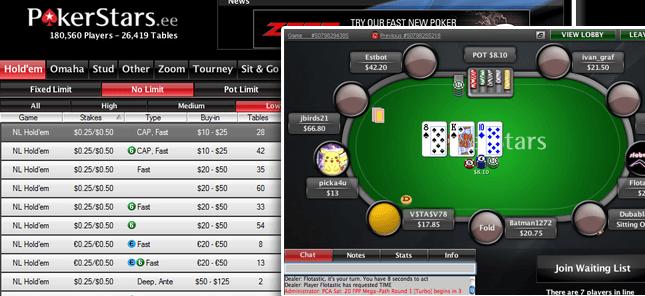 Pokerstars Registrieren